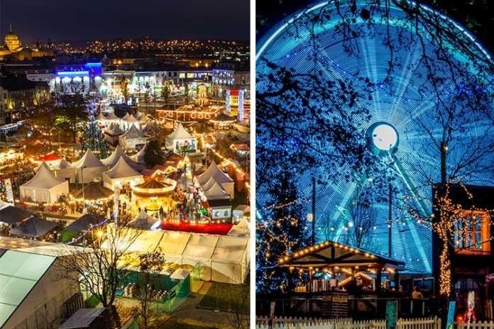 Christmas markets in Ireland 2020