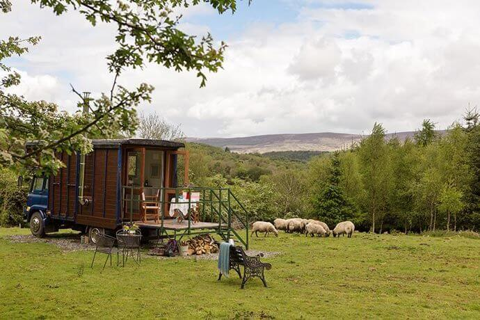 nire valley glamping in Waterford
