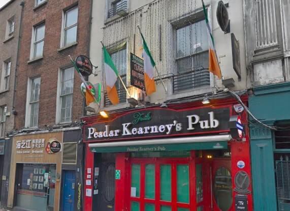 peadar kearneys music pub