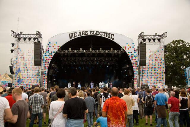 Electric Picnic music festival Ireland