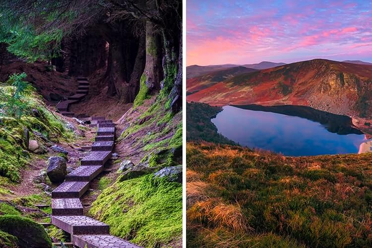places to visit wicklow