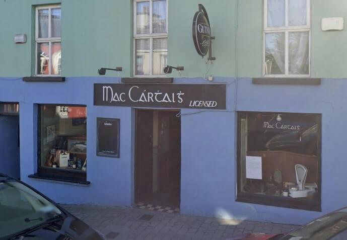 mccarthys pub dingle