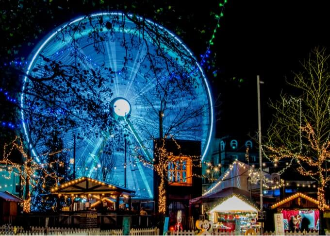 Christmas markets in Galway 2021