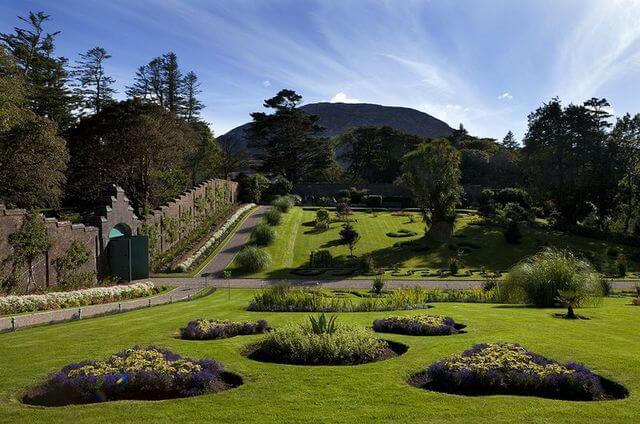 Kylemore Abbey Walled Garden