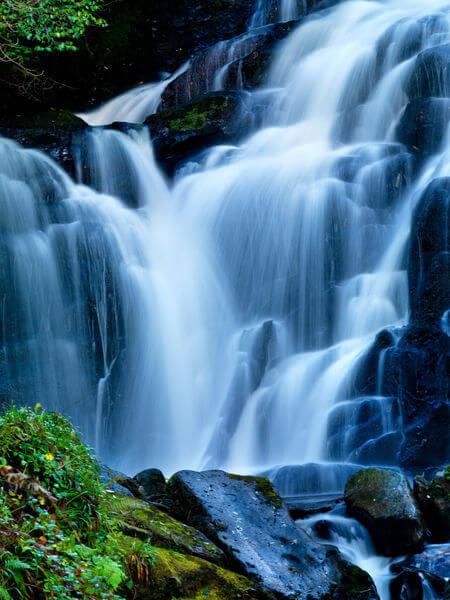 visiting torc waterfall ireland