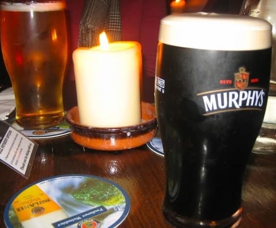 murphy's stout