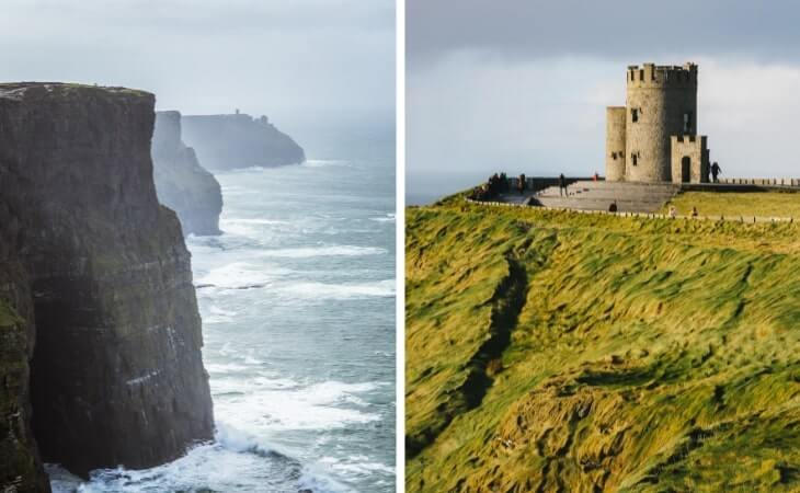 visit the cliffs of moher ireland