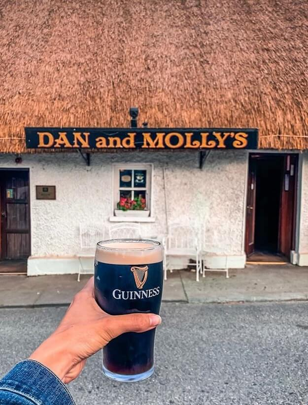 Dan and Molly's pub