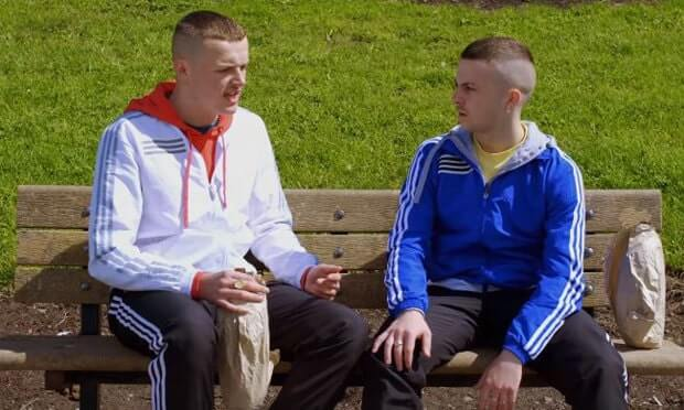 the brilliant young offenders