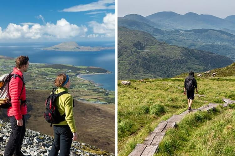 hikes in ireland