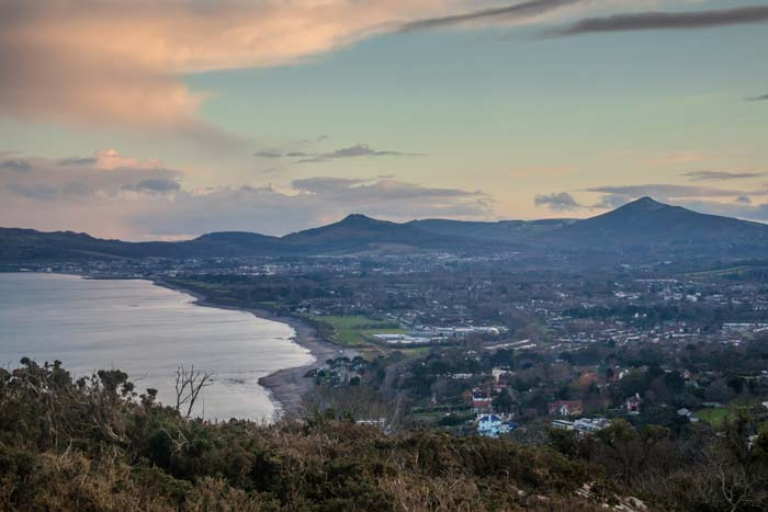 Killiney Hill walk dublin