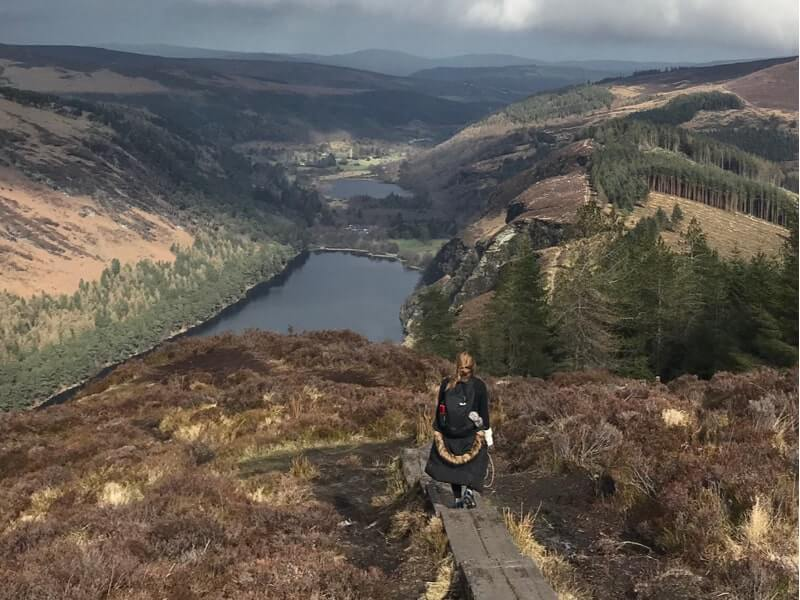 glendalough spinc walk