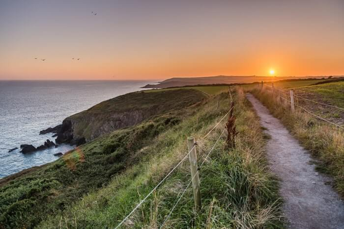 ballybunion cliff walk