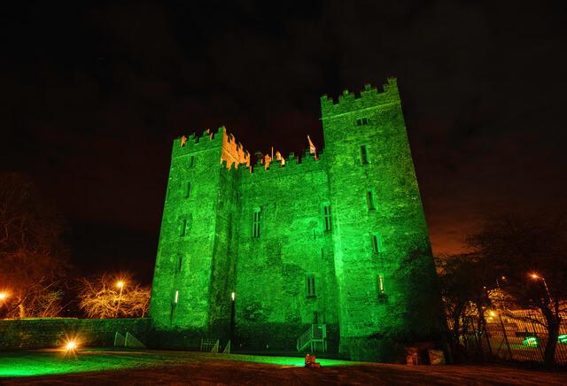 st. patricks day in Ireland
