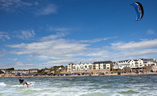 Duncannon is one of the best beaches in wexford