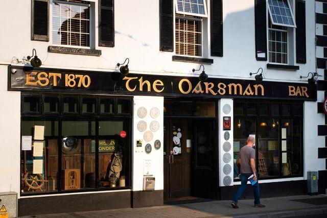 Carrick on shannon pub