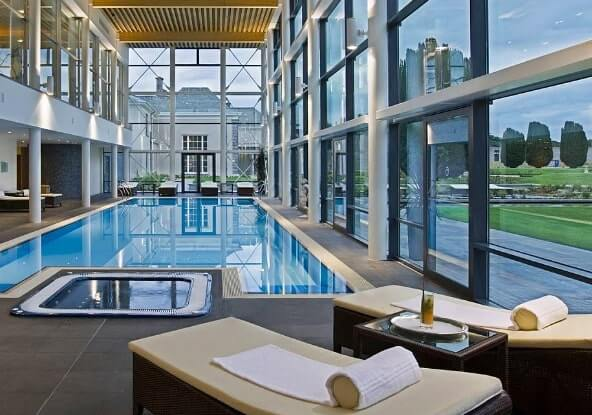 dog friendly spa hotel Ireland