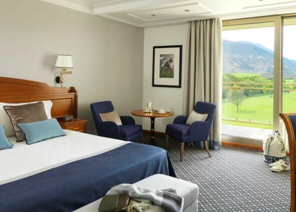 The Dunloe hotel dog friendly hotel
