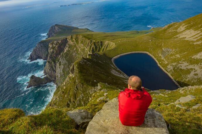 Achill Island Climb
