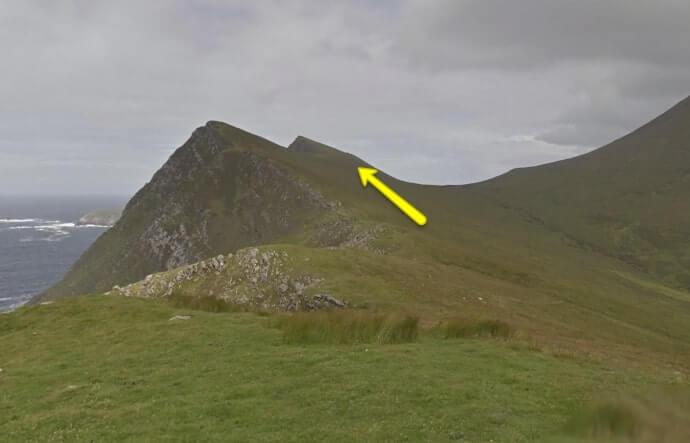 highest cliffs in ireland