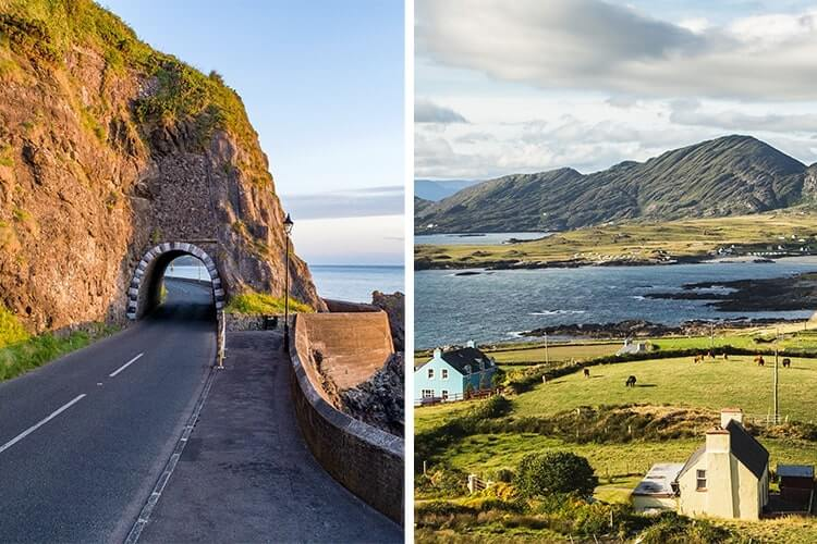 scenic drives in ireland