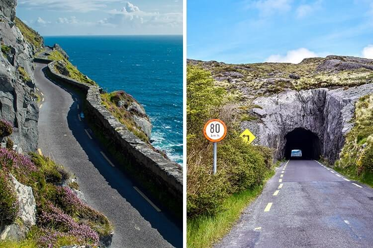 renting a car in Ireland guide