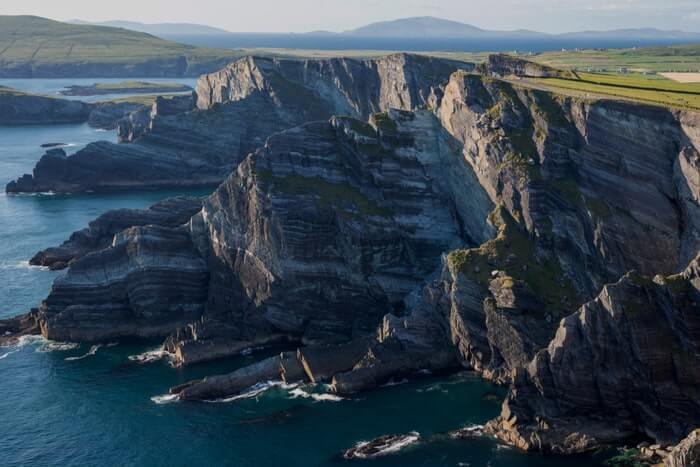 the kerry cliffs