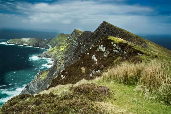 highest cliffs ireland