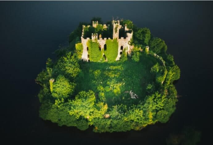 McDermott's Castle roscommon