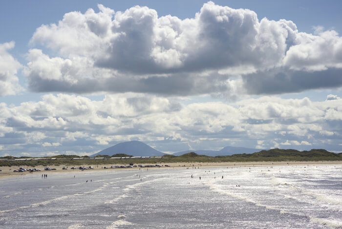 Enniscrone village sligo