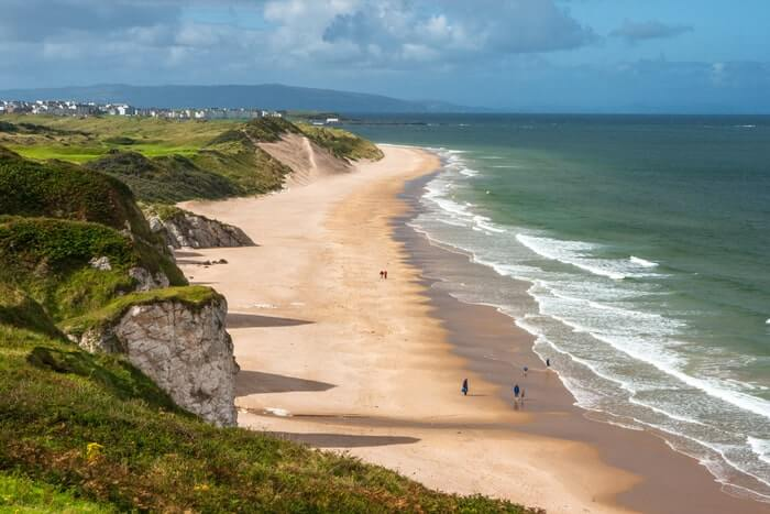 Whiterocks in Portrush
