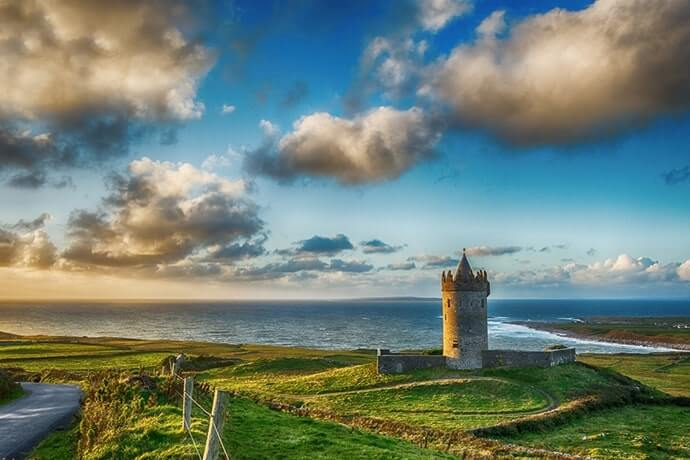 Doonagore Castle