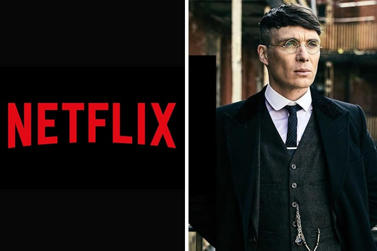 best irish netflix series