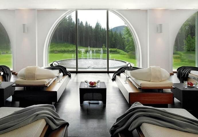 powerscourt hotel spa