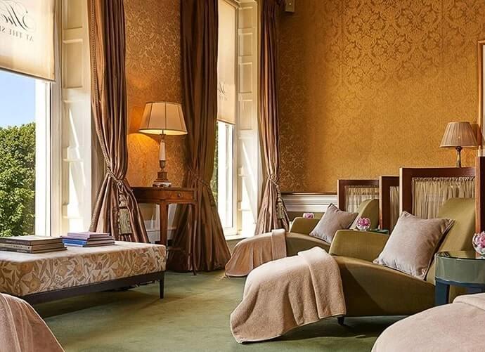 shelbourne spa hotel dublin