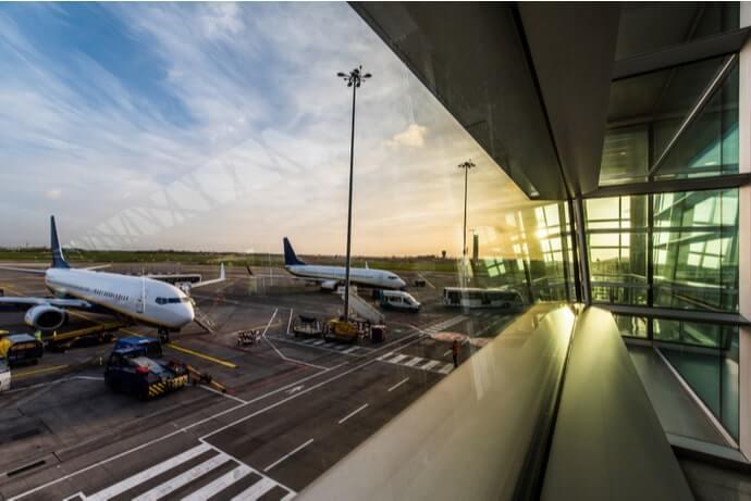 dublin airport coronavirus