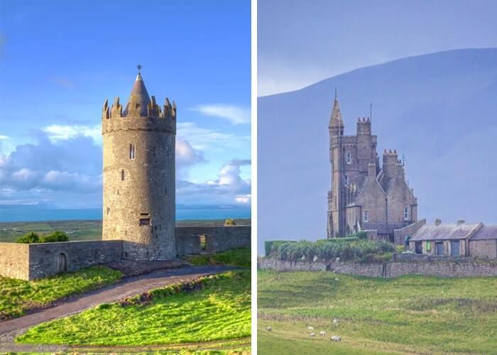 best castles in irelanf