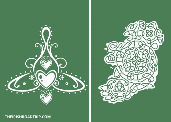 celtic mother daughter knot