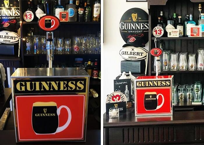 guinness red tap