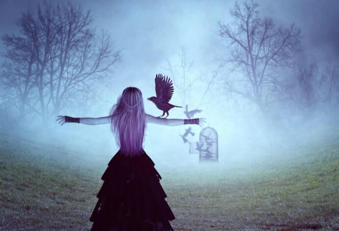 the morrigan goddess