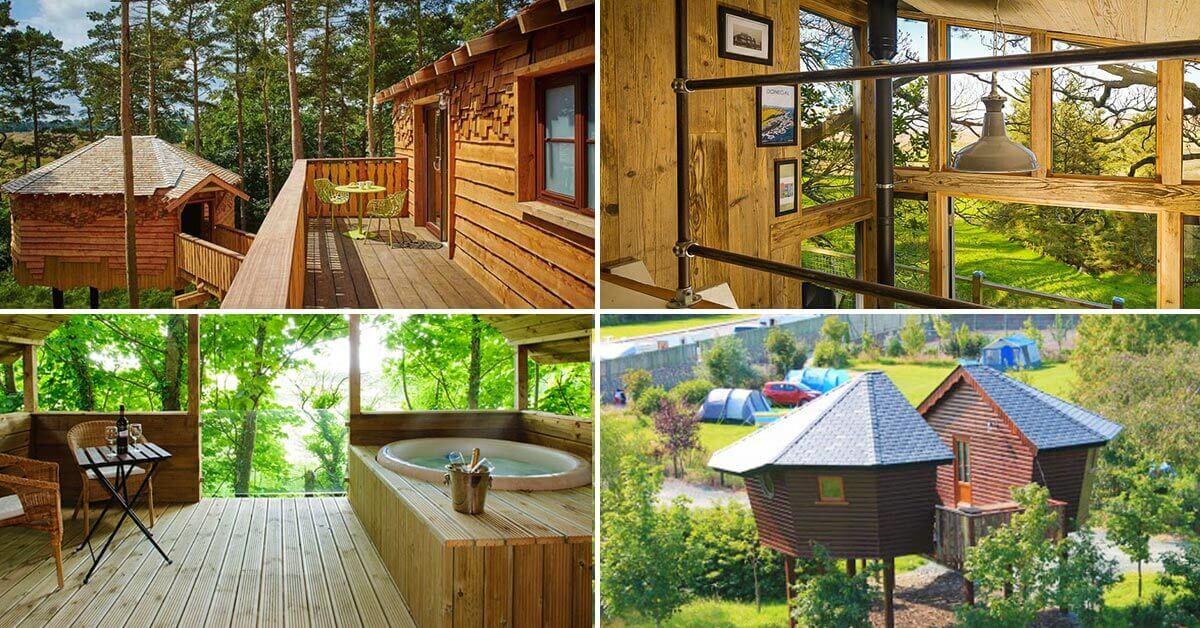 treehouses to rent ireland