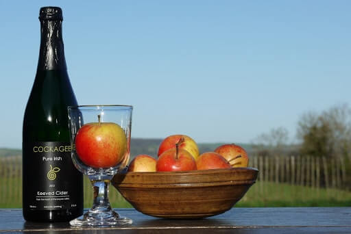 Irish craft cider