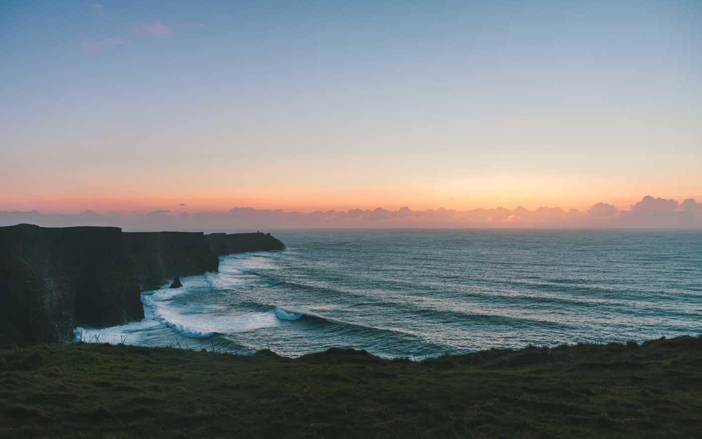 the irish road trip