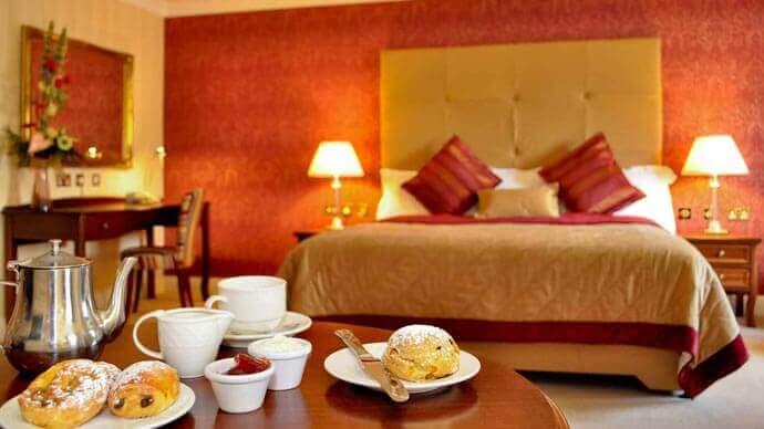 rooms at the Ardilaun Hotel