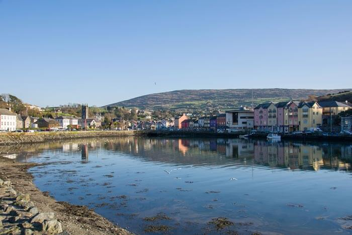 Bantry village in cork