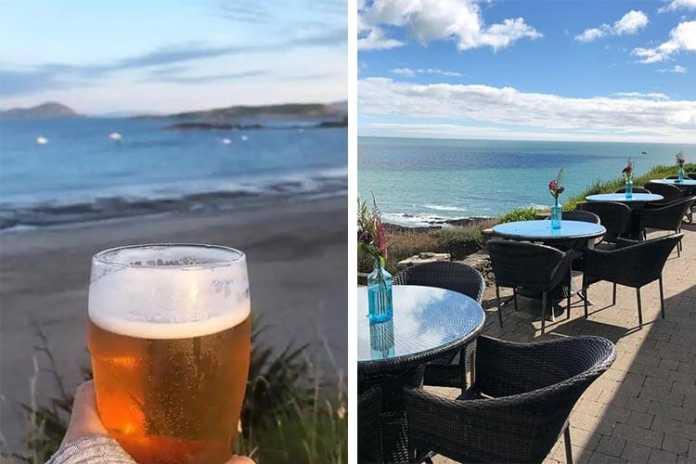 best beer garden Ireland