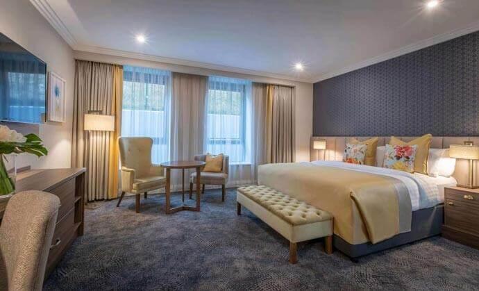 Castleroy Hotel dog friendly rooms