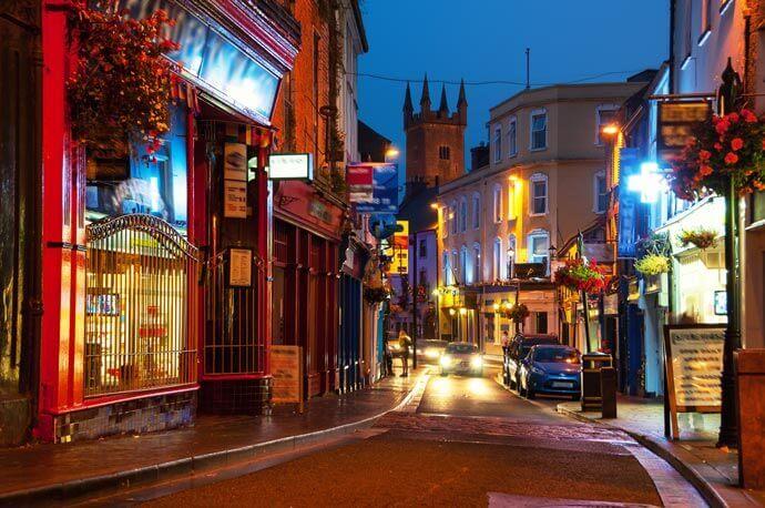 Ennis in Clare