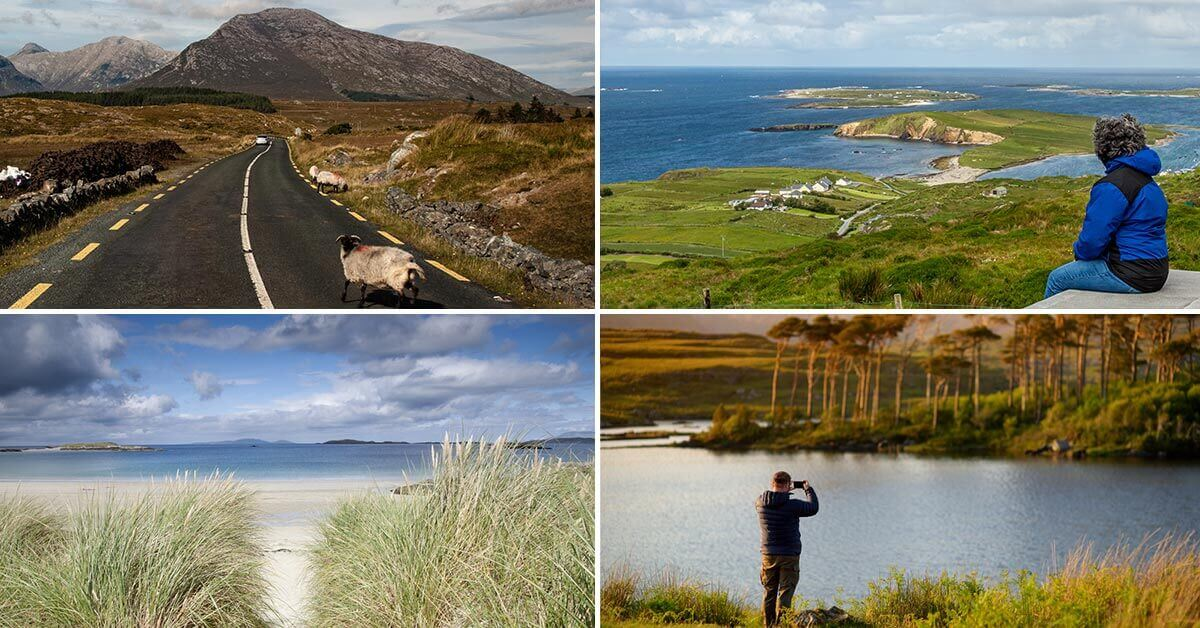 43 MIGHTY Things to do in Galway This Summer (For Lovers Of Walks, Hikes, Food + History)