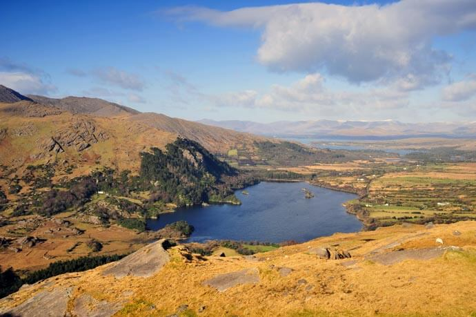 Glanmore lake healy pass